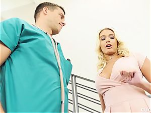 Athena Palomino - My lazy hubby should see how real guys action