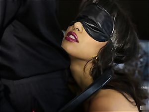 Mercedes Carrera knew she had been a ultra-kinky gal. She was waiting for