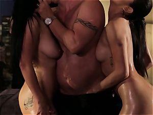 Vicki haunt and Katrina Jade want more than intercourse