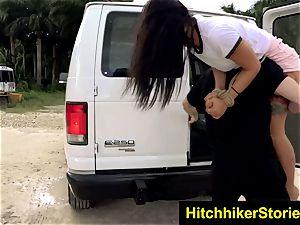 HelplessTeens Gina Valentina skullfucked