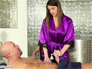sensational softcore massage for your hard-on