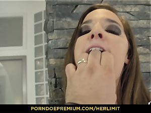 HER restrict - confine shoving poke jamboree with Amirah Adara
