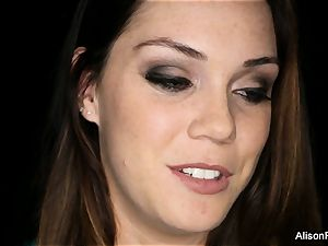 beautiful big breasted stunner Alison