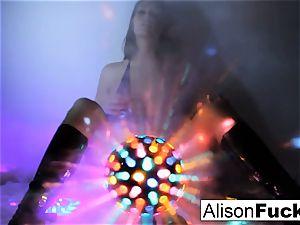 fantastic humungous titted disco ball stunner