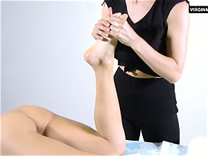 Lika Volosatik splendid furry massage