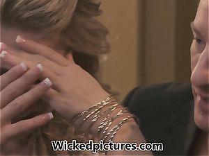 Bride to be Jessa Rhodes has pre-wedding ravage