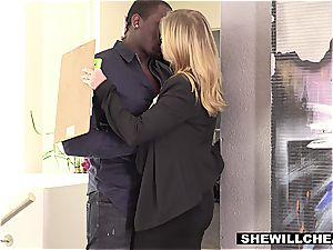 wifey Britney Amber ravages well known football players bbc