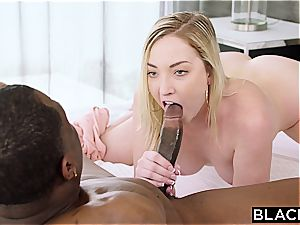 BLACKED Side girl Gets punished With bbc