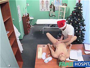 FakeHospital physician Santa ejaculates two times this yr
