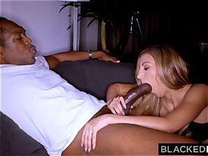 BLACKEDRAW fashionable hot wifey wrecked by bbc