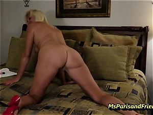 The JOI show double plowed