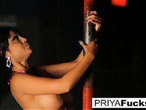 undress club performance by Indian sweetie Priya Rai