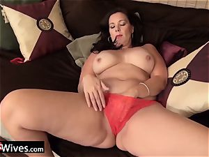 USAwives spectacular Mature femmes Solos Compilation