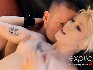 milky Coopers 1st gonzo threesome and