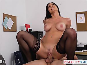 Kendra fervor naughty at the office for a ravaging