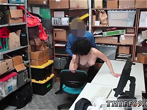 older dude you woman Suspect was apprehended attempting to steal multiple items.