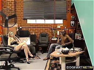 Alexa mercy takes big black cock in front of her husband