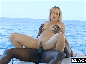 BLACKED Brandi love hungers bbc Vacation