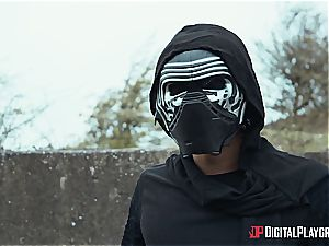 The last Jedi nails the dark side