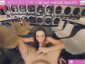 VRBangers.com Abigail Mac Getting plumbed From Behind