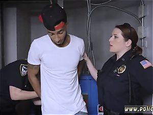 Police academy utter vid Don t be dark-hued and suspicious around dark-hued Patrol cops or else