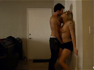 Dahlia's home vid fuck-a-thon tape with James Deen