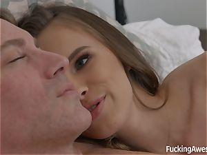 FuckingAwesome - Jillian Janson smashes an another guy