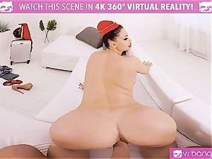 VR PORN-Busty Aletta Ocean Gets boinked
