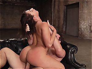 Abella Danger nailed in her gigantic donk fuck-hole