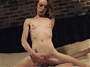 Katy kiss gets her thin assets destroyed