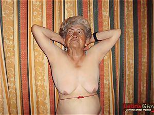 LatinaGranny Well older pics of grannies
