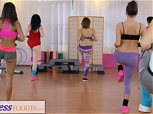 fitness apartments gym femmes have g/g 3 way