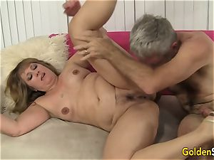 red-hot to Trot mummy Catrina Costa Takes a ample dick