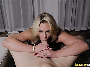 buxomy ash-blonde Phoenix Marie cheating boink