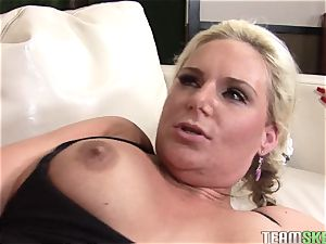 whorey Phoenix Marie gets plowed up her humid cooter