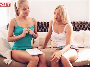 LETSDOEIT - nasty lezzies love munching Their sugary-sweet vulvas