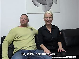 blond wifey cheating her spouse