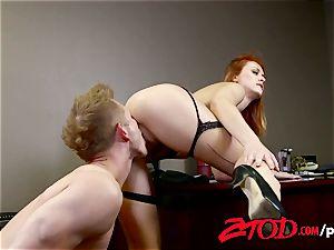 ZTOD - Karlie Montana Wants Her workers manhood