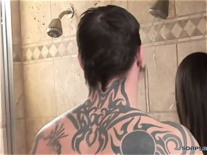 Miko Sinz likes massage with blowage