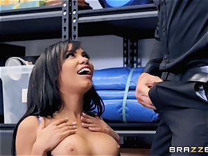 Shay Evans getting finger penetrated