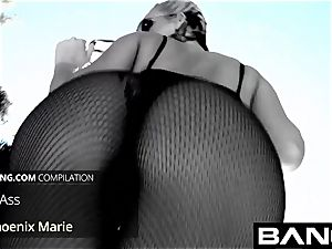 humungous backside stunners Compilation